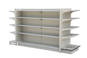Double Side Island Grocery Store Supermarket Display Rack Shelf (OW-A04) pictures & photos