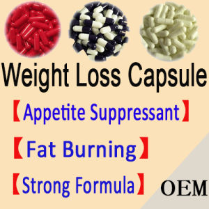 OEM Strong Formula Appetite Suppressant Fat Burn Slimming Capsule Weight Loss Pill pictures & photos
