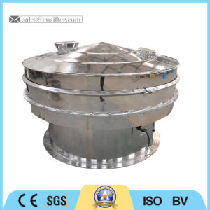 Powder Circular Vibrating Sifter for Spice/Flour/Salt/Sugar pictures & photos