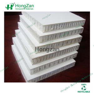 Smooth Surface Fiberglass Honeycomb Panel for Wall pictures & photos
