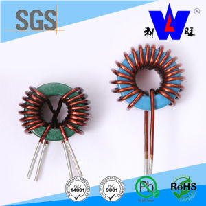 Tcc1816, Tcc2225 Series Toroidal Choke Wire Wound Inductor with RoHS pictures & photos