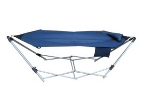 Hot Sales Beach Portable Folding Hammock pictures & photos
