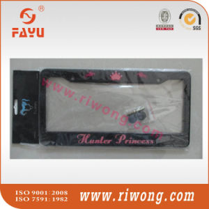 ABS Plastic Car Number Plate Frames pictures & photos