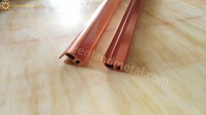 Aluminium Profile Deep Processing TV Frame with Anodizing Color pictures & photos