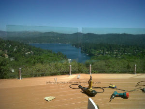 Ss2205/316 Stainless Steel Glass Spigot/Framless Fence Spigot (CO-3912) pictures & photos