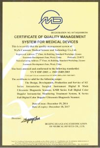 Doppler Veterinary Medical Equipment pictures & photos