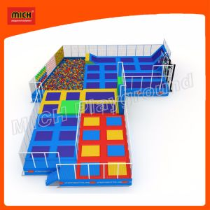 2017 Mich Trampoline Equipment Indoor Trampoline Kids Trampoline pictures & photos