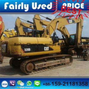 Hot Sale in Africa Used Caterpillar 320d Excavator pictures & photos