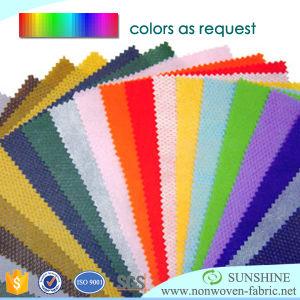 Nonwoven Fabric Color Fabric for Tela De Polipropileno pictures & photos