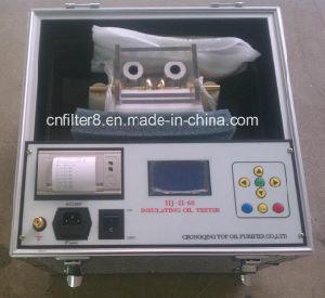 IEC156 Economical Current Transformer Oil Bdv Oil Tester (IIJ-II-60) pictures & photos