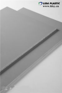 Rigid PVC Sheet with PE Protect Masking pictures & photos