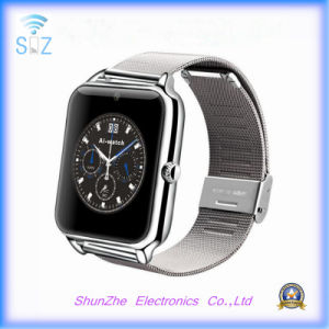 Multi-Function Bluetooth Fashion Andriod Smart Watch for Health Monitoring pictures & photos