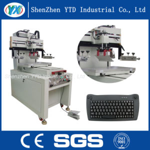 Ytd-4060 Industrial Flat Silk Screen Printing Machine pictures & photos
