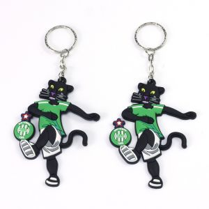 High Quality Custom PVC Keychain for Promotion pictures & photos