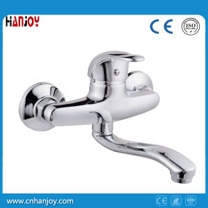 Cheap Wall Zinc Kitchen Faucet Mixer pictures & photos