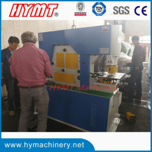 Q35Y-25 hydraulic combined punching machine and shearing machine pictures & photos