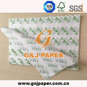 21GSM 245*345mm Printed Wrapping Paper for Food Packing pictures & photos
