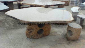 Garden Sculpture, Granite Bench, Stone Chair (S-12) pictures & photos