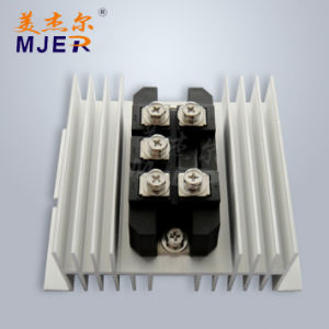 Mfq 100A Single-Phase Diode Rectifier Bridge Module Mfq SCR Control pictures & photos