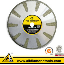 Electroplated Blade for Marble, Glass, Ceramics pictures & photos