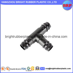 Molded Injection Plastic Products for T Joint pictures & photos