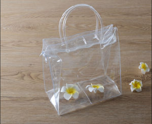 PVC Transparent Waterproof Washing Package Containing Beauty Bag pictures & photos