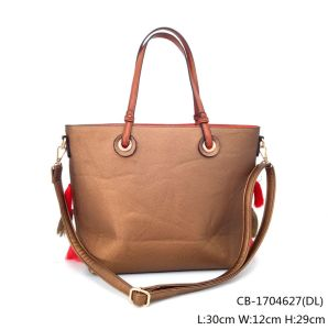 New Fashion Women PU Handbag (CB-1704627-2) pictures & photos