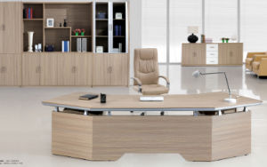 Modern Metal Computer Desk Boss Executive Office Desk pictures & photos