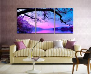 Abstract Prints Wall Art Canvas Printing for Decor Room pictures & photos
