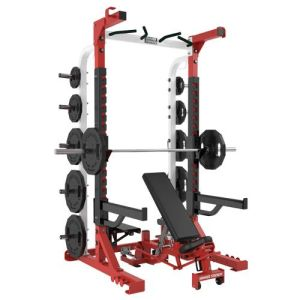 Ce Approved Hammer Strength Fitness Equipment / Athletic Series Half Rack (SF1-6007) pictures & photos