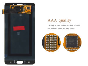 Phone Screen for Samsung A910f Screen Assembly pictures & photos