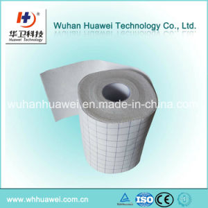 Medical Surgical Fixing Tape Non-Woven Bandage Roller with Adhesive pictures & photos