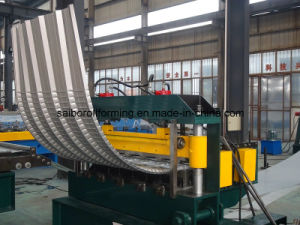 Hydraulic Curving Machine with PLC Control pictures & photos