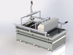 Water Transfer Printing Machine No. Lyh-Wtpm051-3 pictures & photos