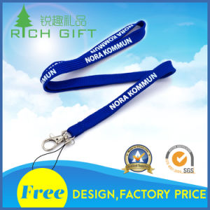 Custom High Quality Fine Fashion Lanyard for Teacher pictures & photos