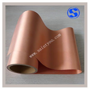 High Conductivity Copper Coated Conductive Fabric pictures & photos