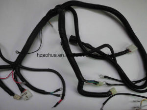 Electric Car Wire Harness & Cable Assembly pictures & photos