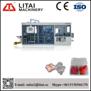 Multi-Function Auto Plastic Containers Thermoforming Machine pictures & photos