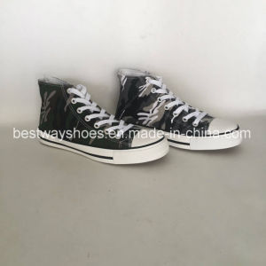2017 Newest Canvas Shoes with Rubber Outsole pictures & photos