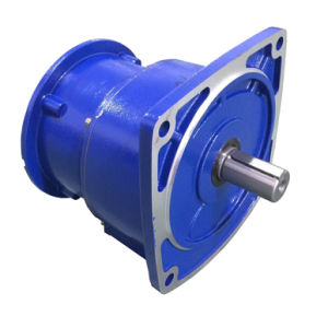 Helical Worm Reduction Gearbox Helical Worm Gearbox pictures & photos