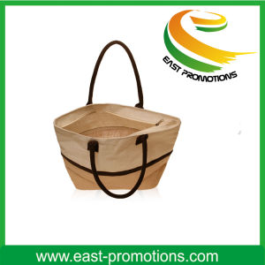 Comfortable and Eco-Friendly Cotton Canvas Bag pictures & photos