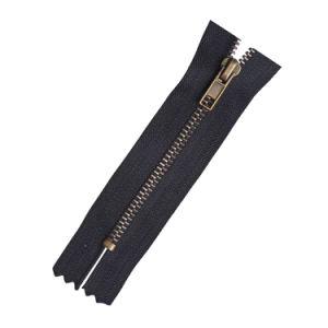 #3 a/L C/E Anti-Brass Jeans Zipper pictures & photos