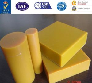 Custom Urethane Sheets, Polyurethane Pads, Polyurethane Rods, Uretahen Bar, Polyurethane Sheet pictures & photos