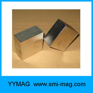 High Quality Neodymium Magnets N52 Block 50mm X 50mm X 25mm pictures & photos