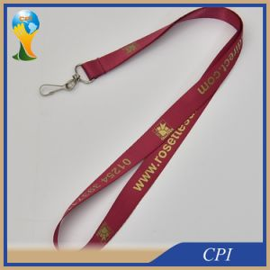 High Quality Printed Lanyard with Custom Logo, No MOQ pictures & photos
