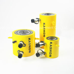 Clrg Series Double Actng High Tonnage Hydraulic Cylinder Jack pictures & photos