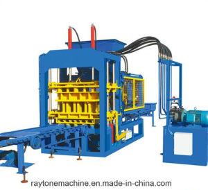 Qt6-15b Concrete Brick Making Machine Automatic Hollow Block Forming Machine pictures & photos