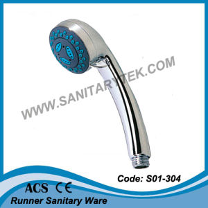 Hand ABS Plastic Rainfull Shower Head (S01-267A) pictures & photos
