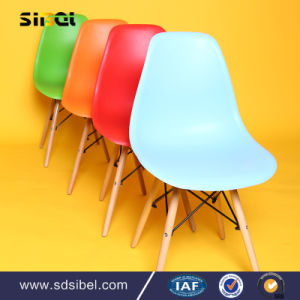 Manufacturer Wholesale Chinese Modern Plastic Dining Chair pictures & photos