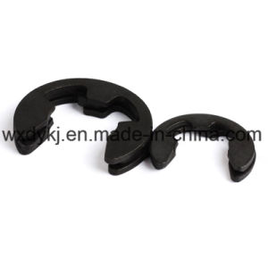 Black Carbon Steel Split Lock Pressure Washer pictures & photos